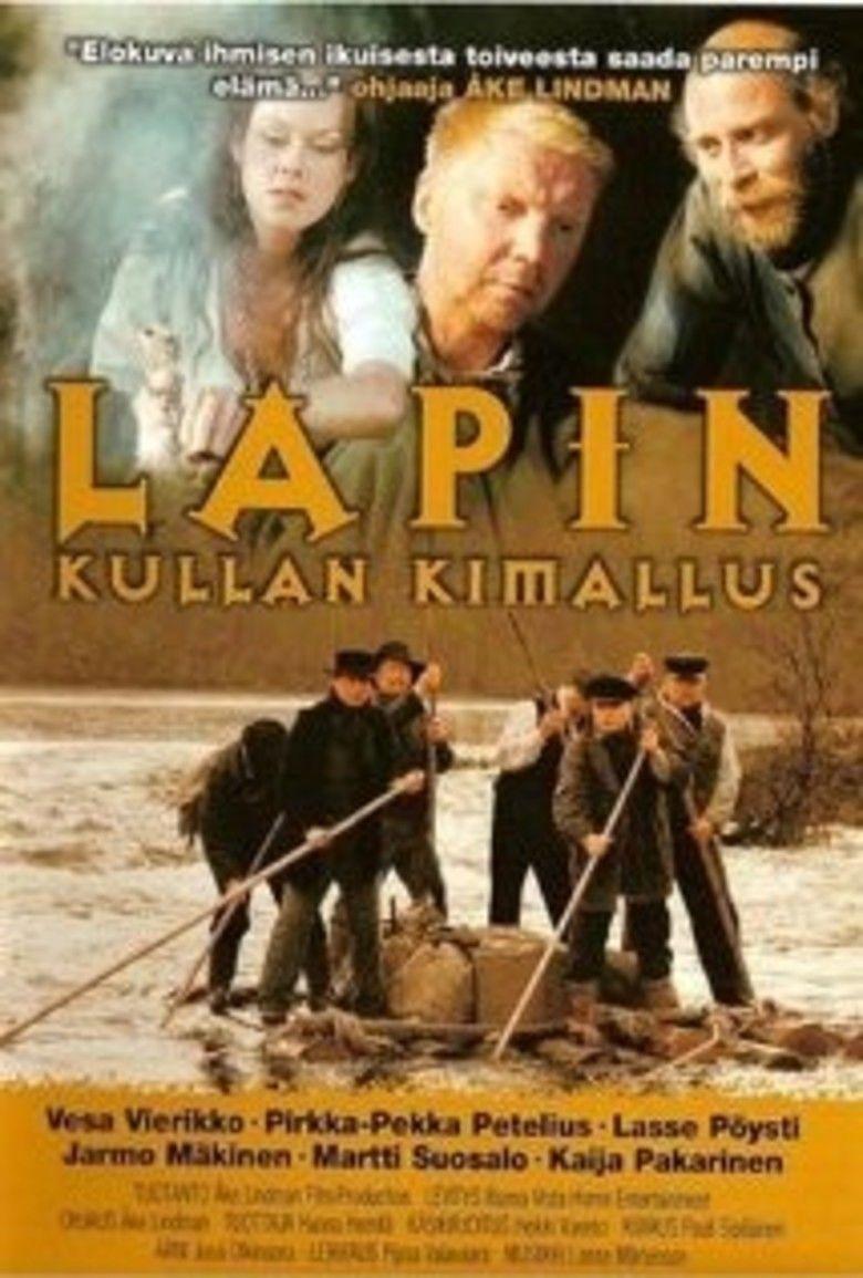 Lapin kullan kimallus movie poster