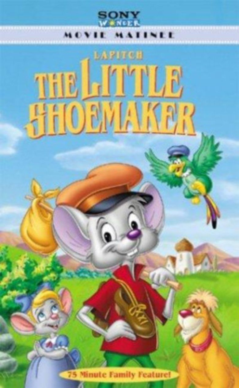 Lapitch the Little Shoemaker movie poster