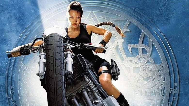 Lara Croft: Tomb Raider movie scenes