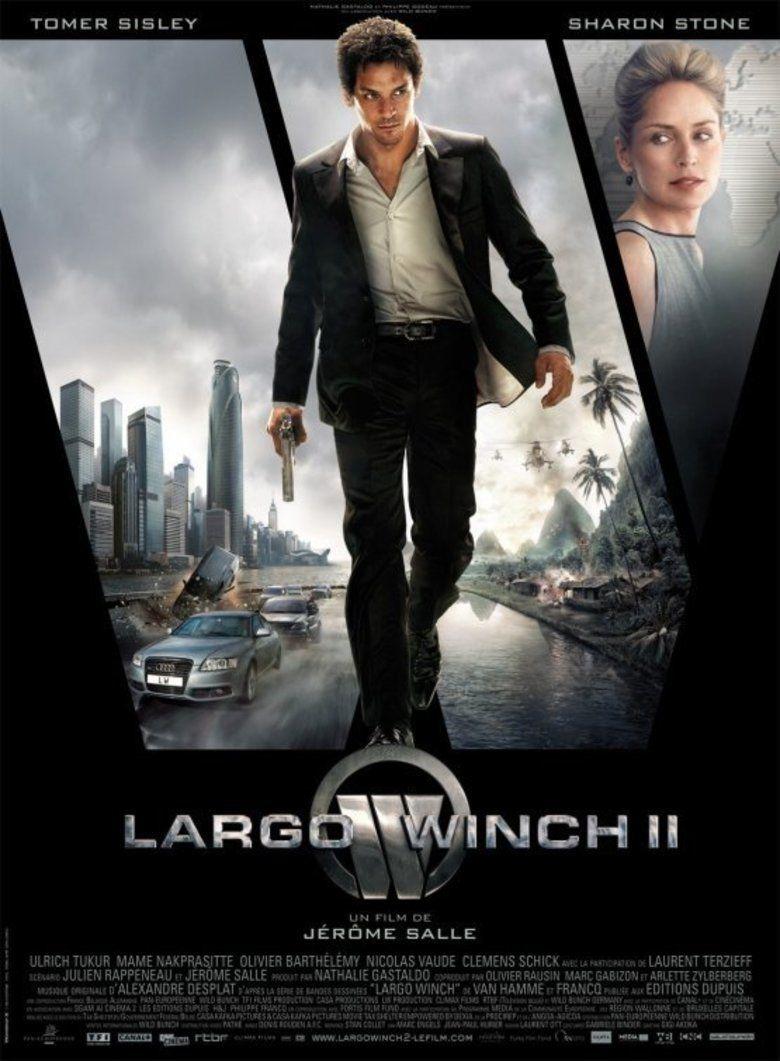Largo Winch II movie poster