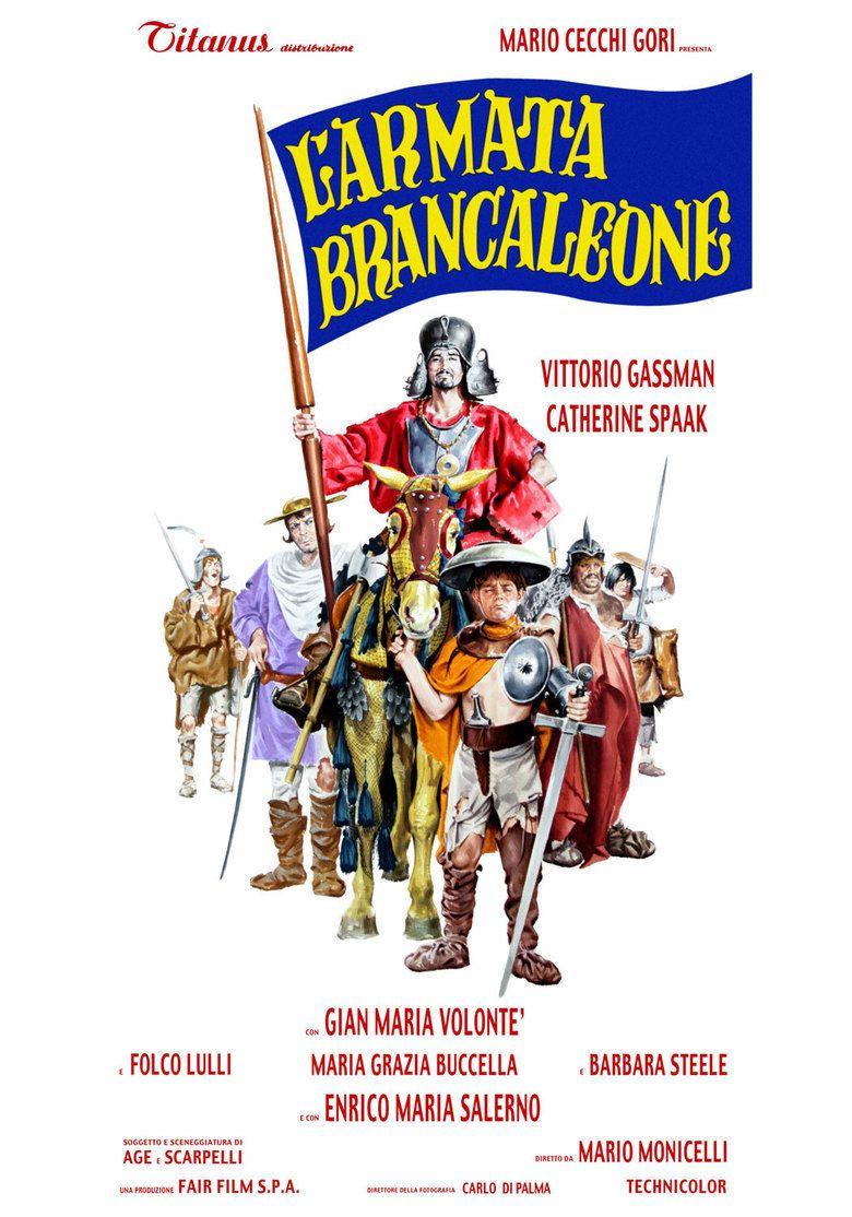 Larmata Brancaleone movie poster