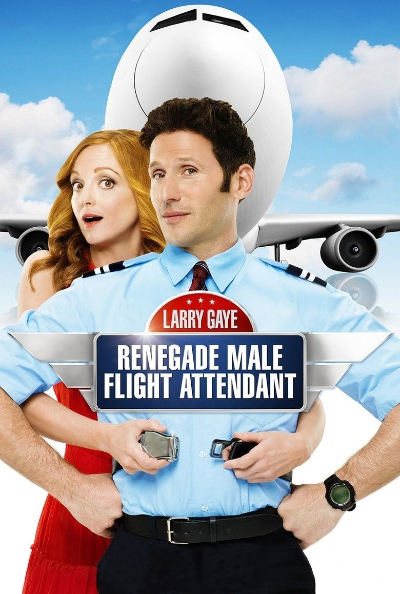Larry Gaye: Renegade Male Flight Attendant movie poster