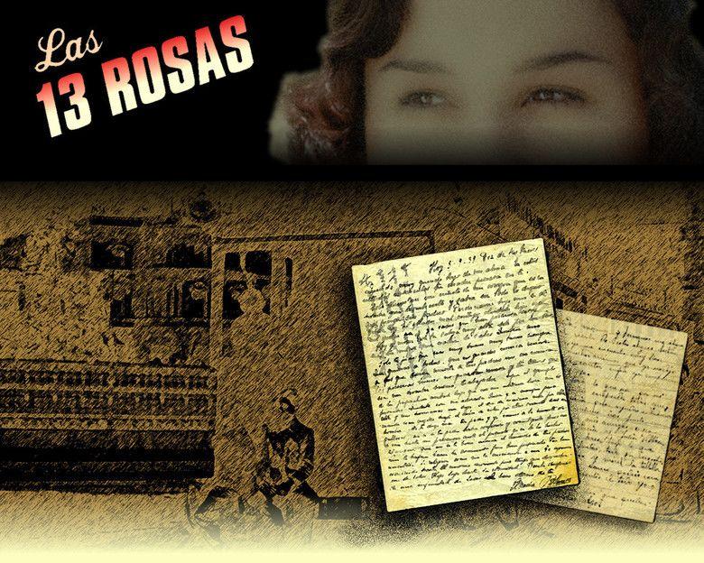 Las 13 rosas movie scenes