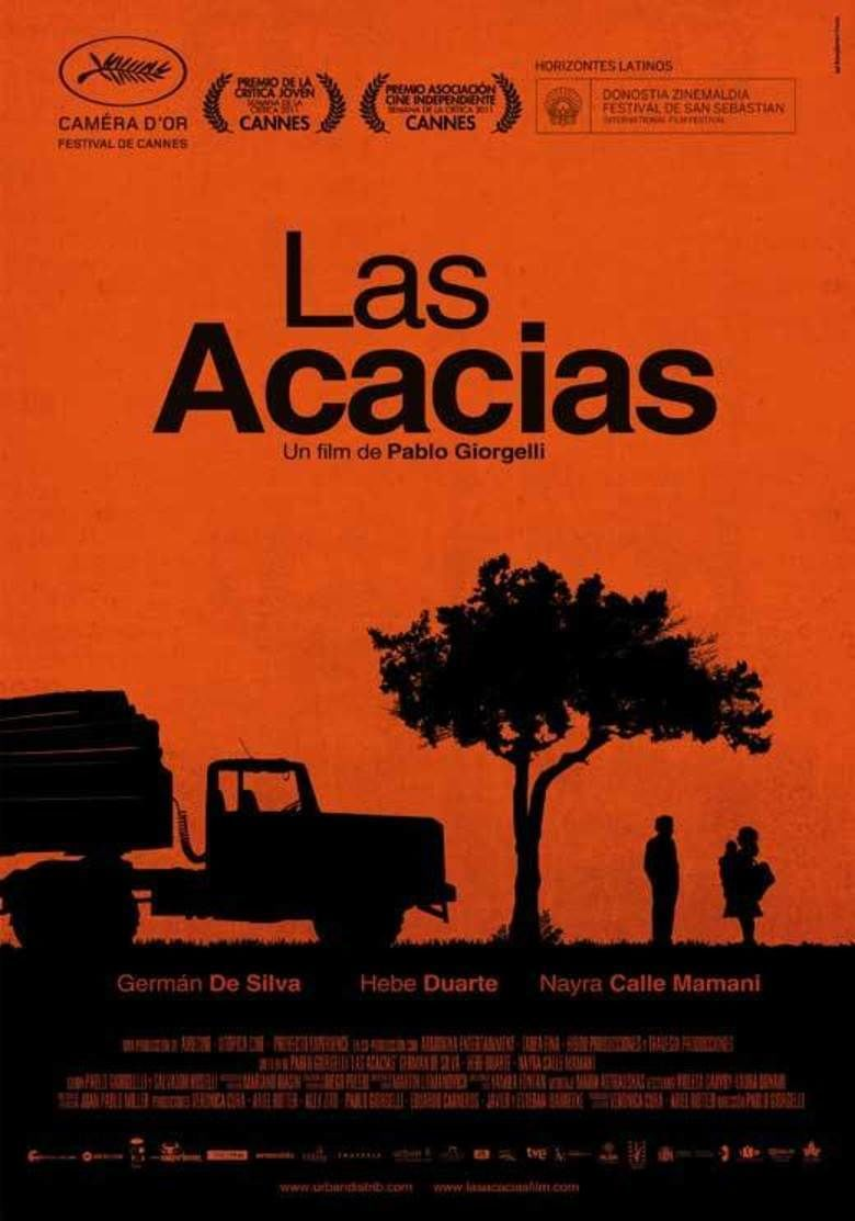 Las Acacias (film) movie poster