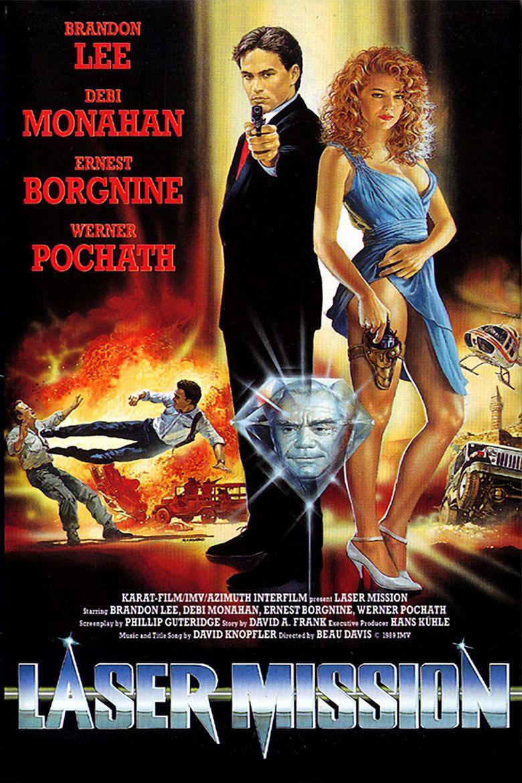 Laser Mission movie poster