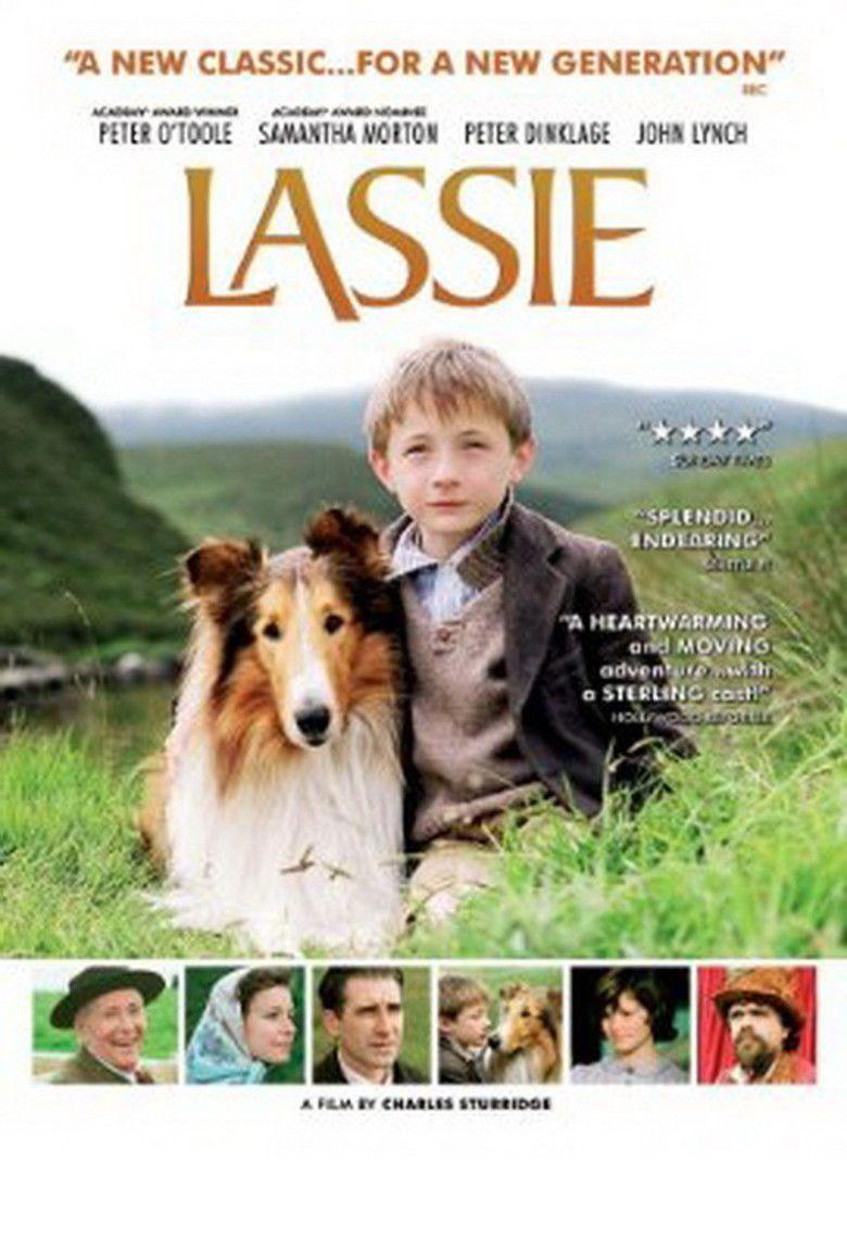 Lassie (2005 film) movie poster