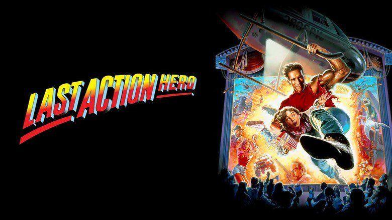 Last Action Hero movie scenes