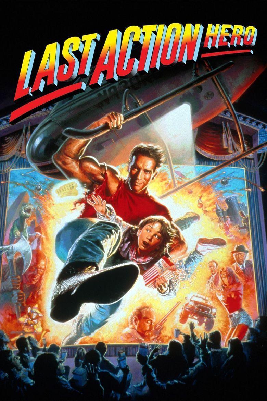 Last Action Hero movie poster