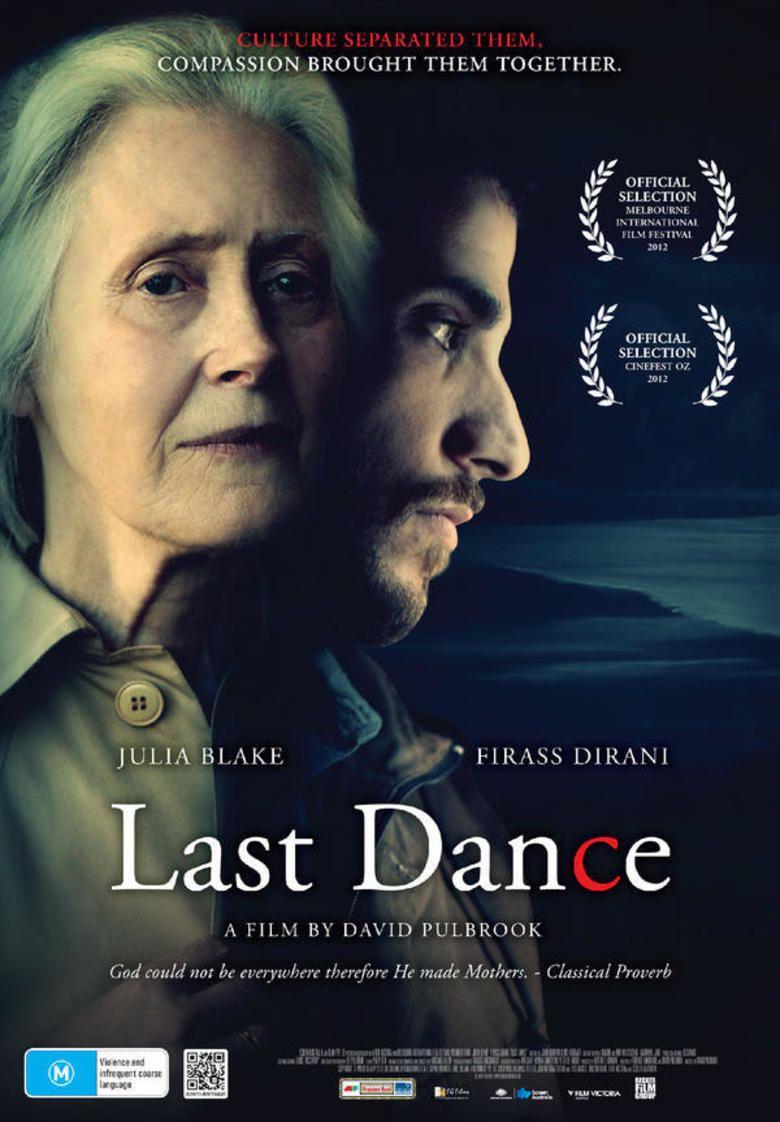 Last Dance (2012 film) movie poster