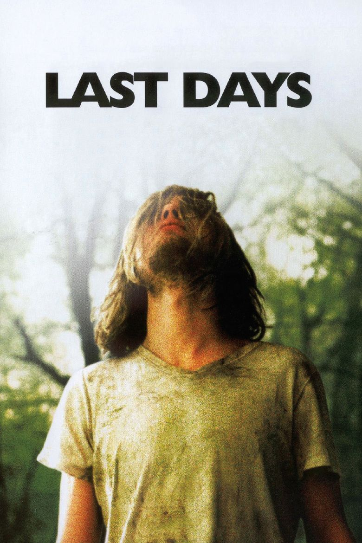 Last Days (2005 film) movie poster