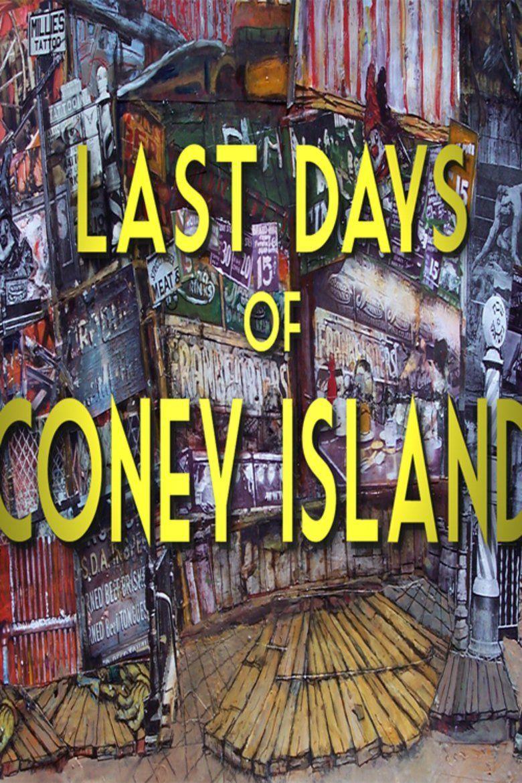 Last Days of Coney Island movie poster