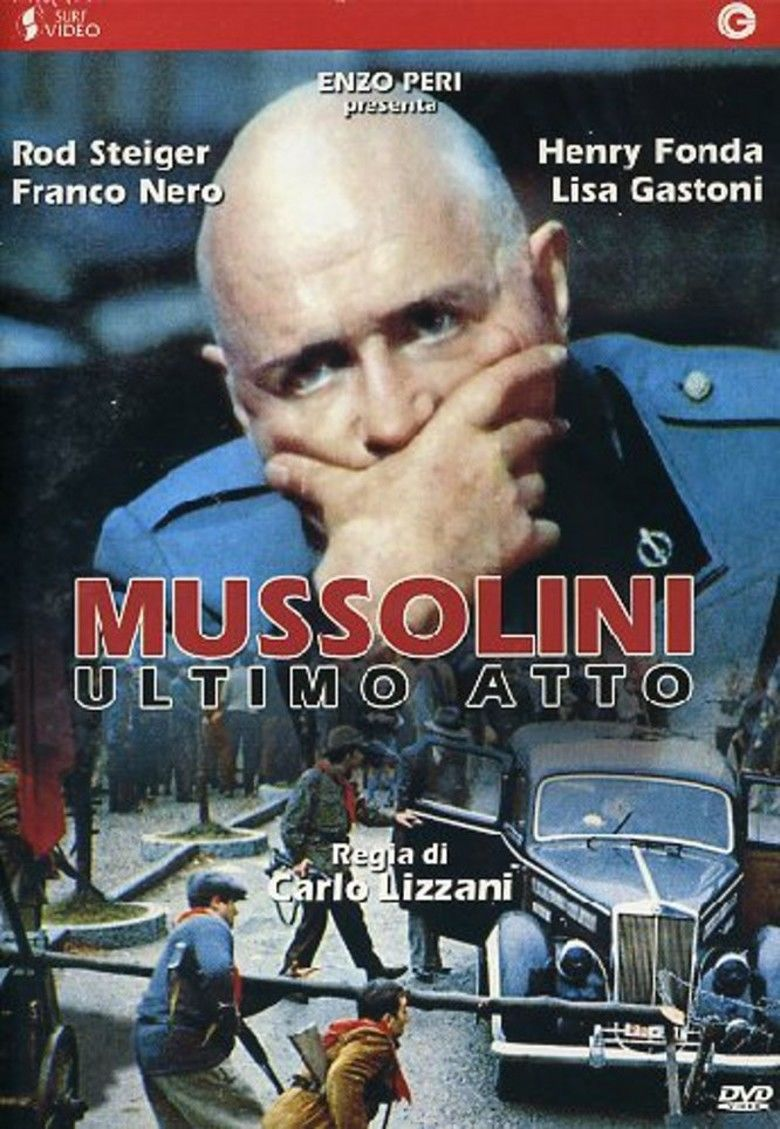 Last Days of Mussolini movie poster