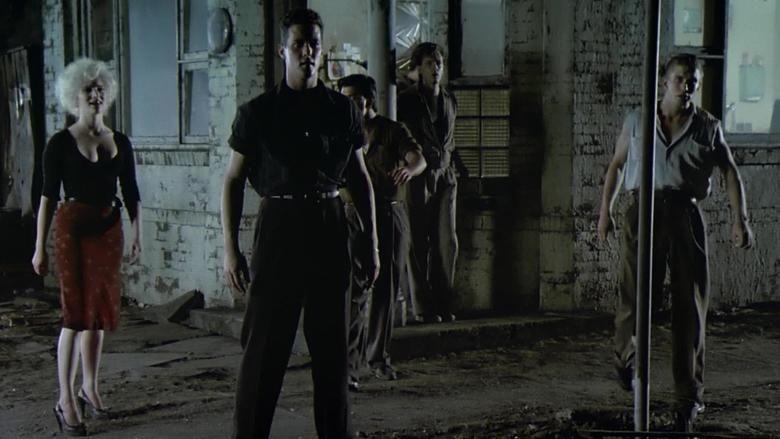 Last Exit to Brooklyn (film) movie scenes