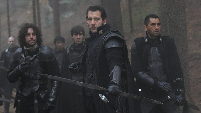 Last Knights movie scenes