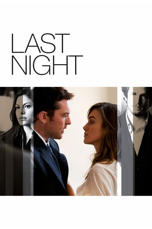 Last Night (2010 film) movie poster