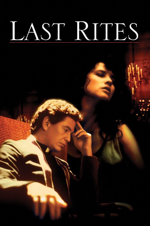 Last Rites (film) movie poster