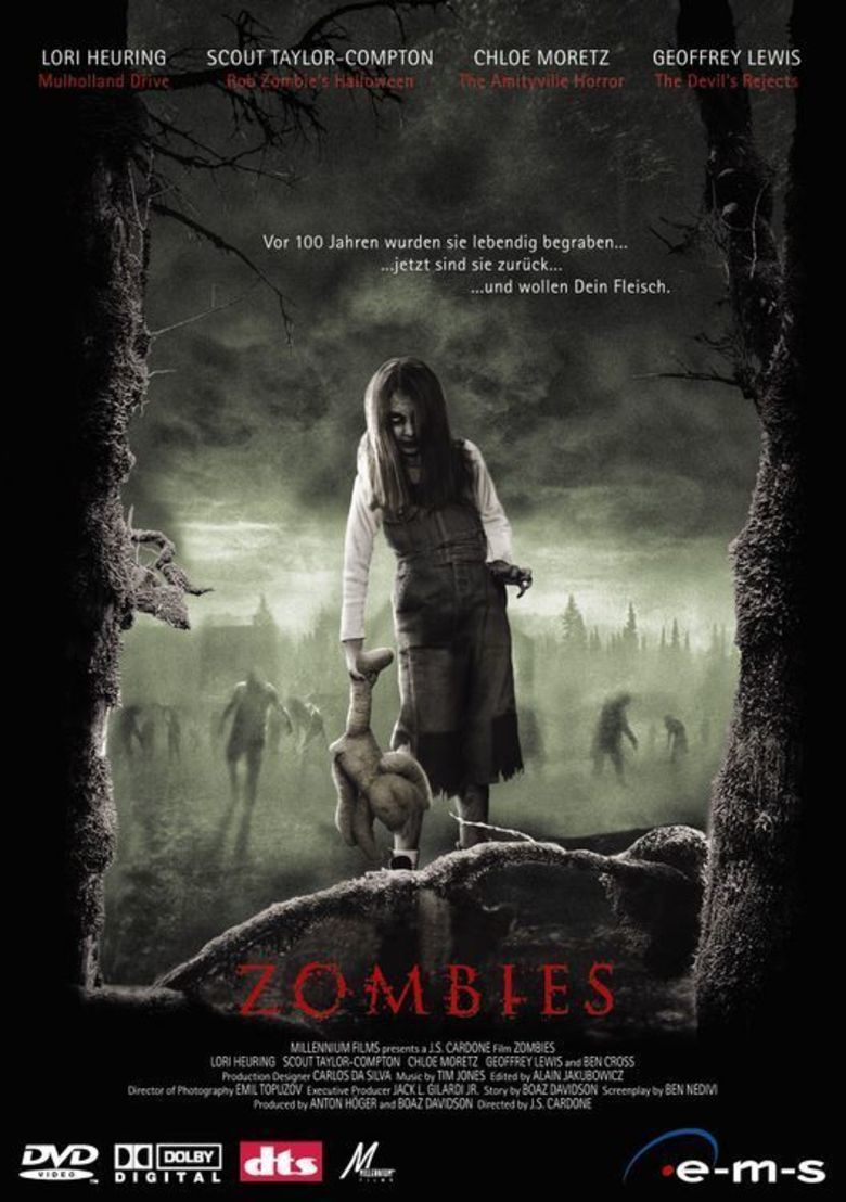 Last Rites of the Dead movie poster