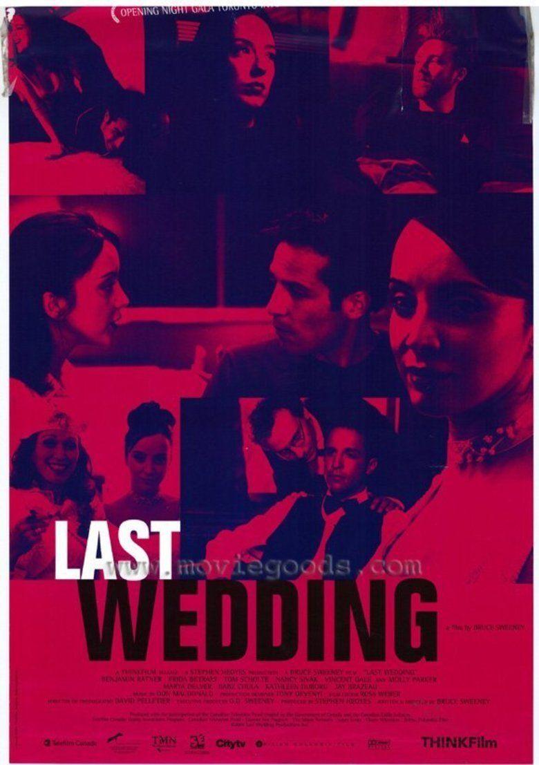 Last Wedding movie poster