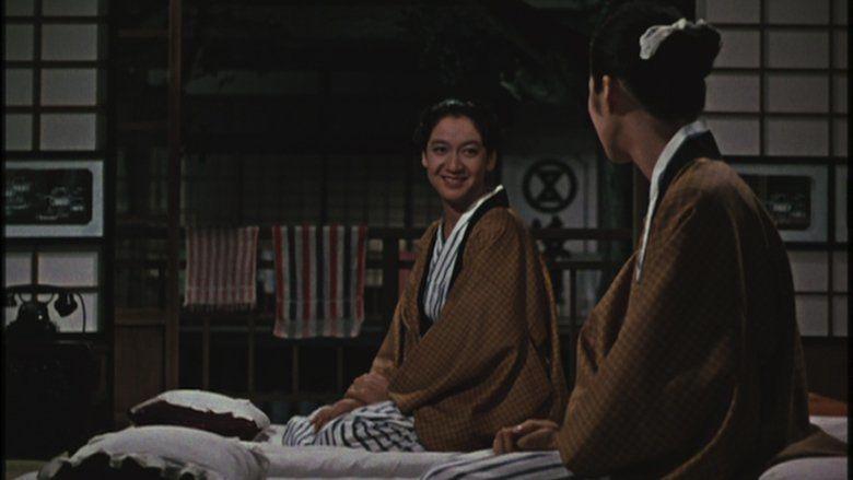 Late Autumn (1960 film) movie scenes