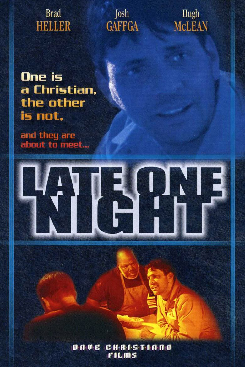 Late One Night movie poster