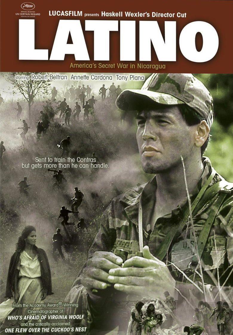 Latino (film) movie poster