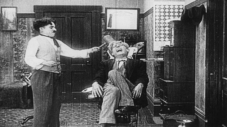 Laughing Gas (1914 film) movie scenes