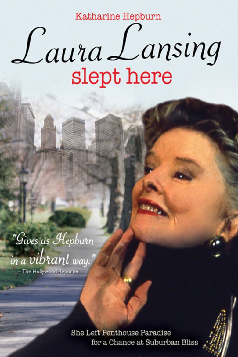 Laura Lansing Slept Here movie poster