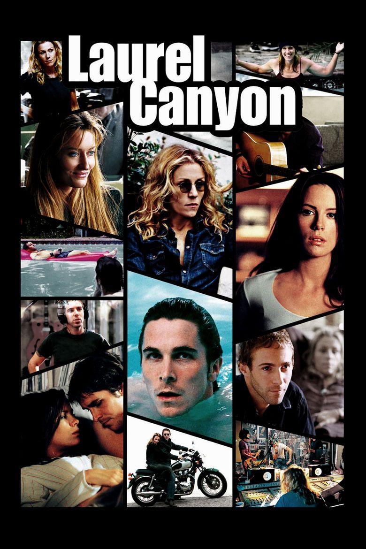 Laurel Canyon (film) movie poster