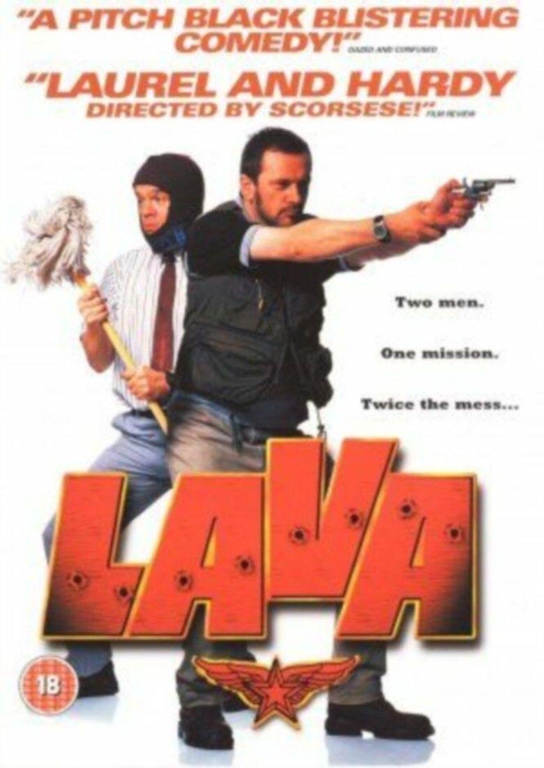 Lava (2001 film) movie poster