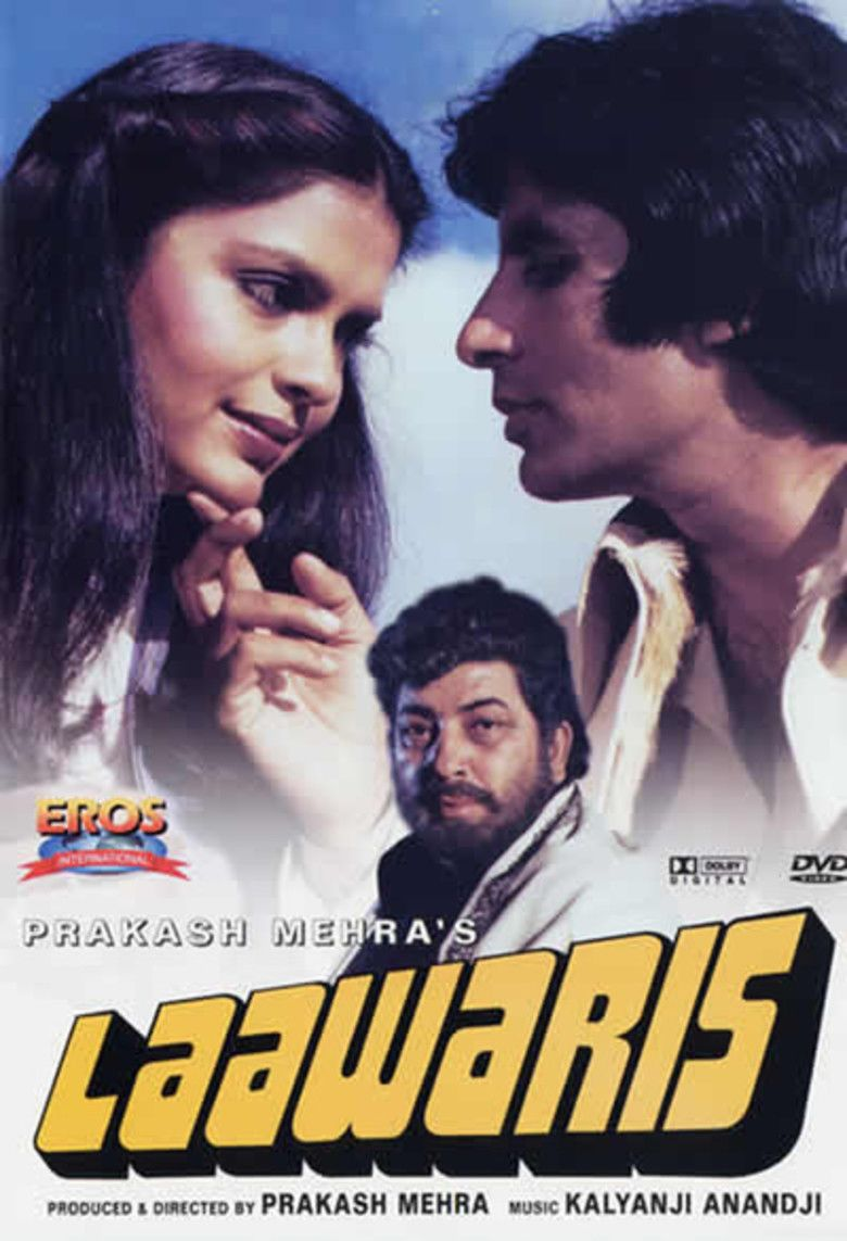 Lawaaris (1981 film) movie poster