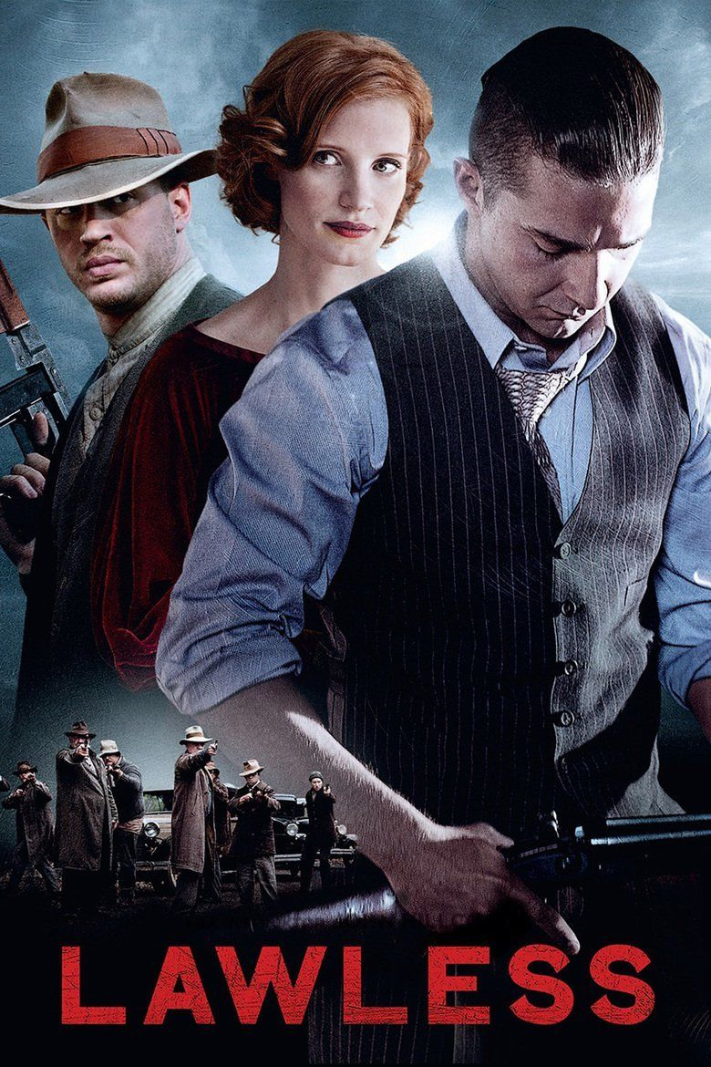 Lawless (film) movie poster
