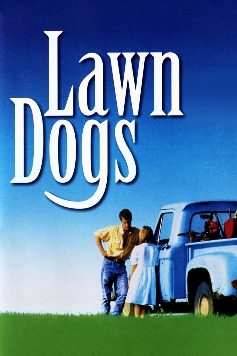 Lawn Dogs movie poster