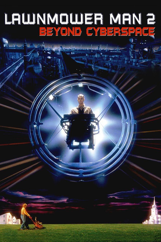 Lawnmower Man 2: Beyond Cyberspace movie poster