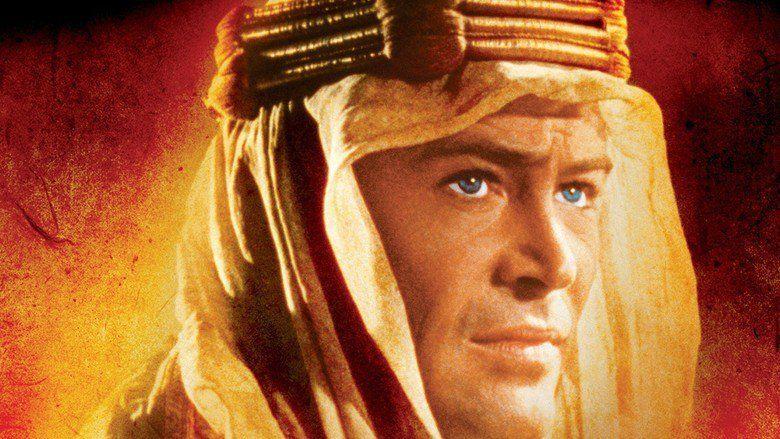 Lawrence of Arabia (film) movie scenes