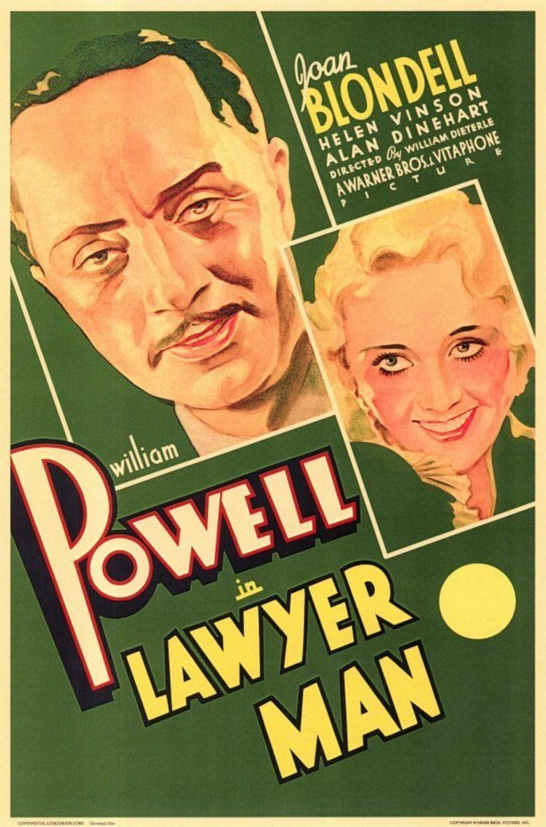 Lawyer Man movie poster