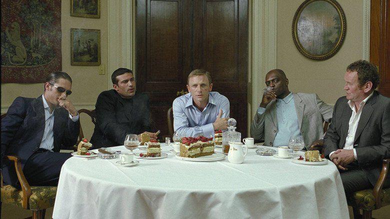 Layer Cake (film) movie scenes