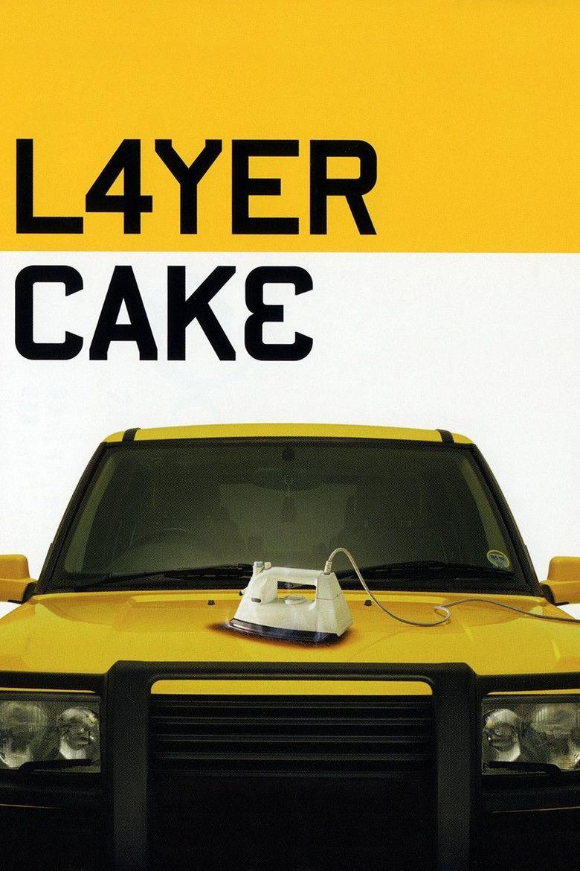 Layer Cake (film) movie poster