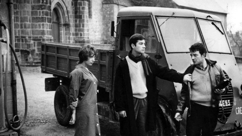 Le Beau Serge movie scenes