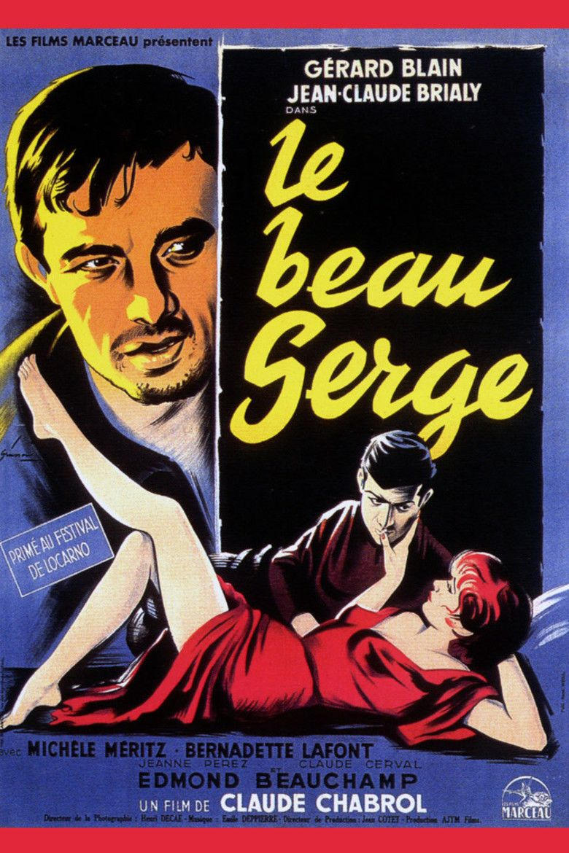 Le Beau Serge movie poster