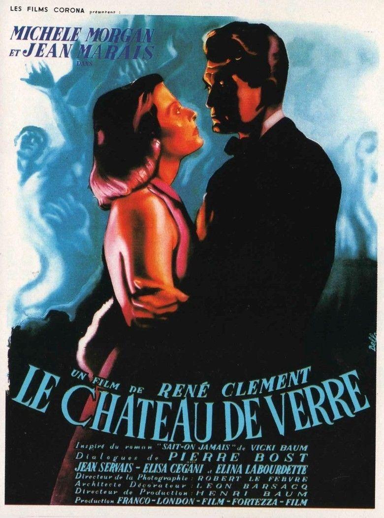 Le Chateau de verre movie poster