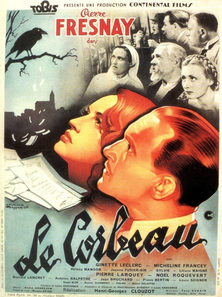 Le Corbeau movie poster