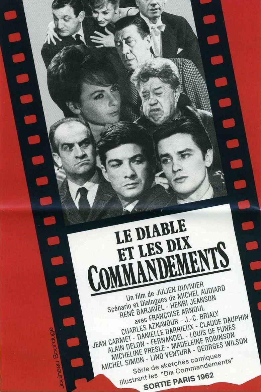 Le Diable et les Dix Commandements movie poster