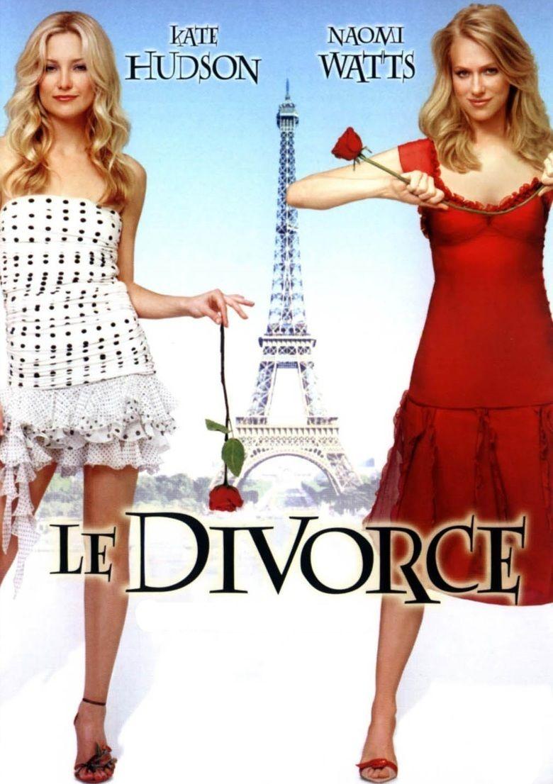 Le Divorce movie poster