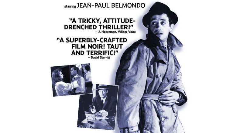 Le Doulos movie scenes