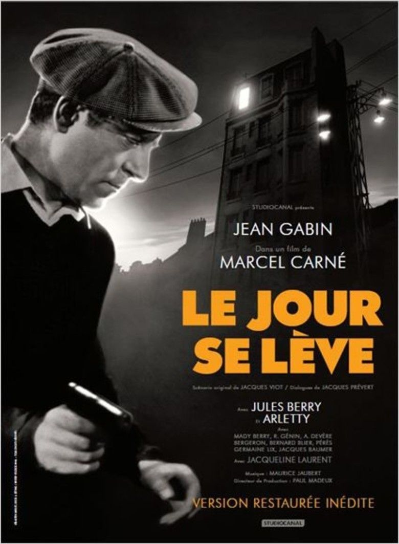 Le Jour Se Leve movie poster