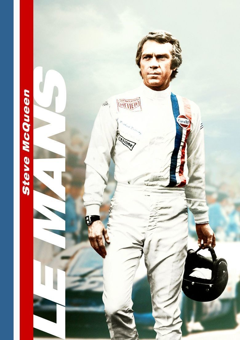 Le Mans (film) movie poster