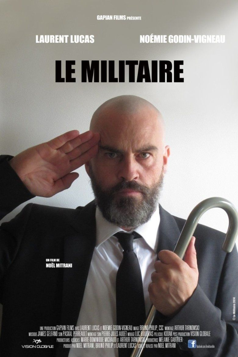 Le Militaire movie poster