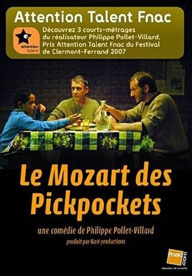 Le Mozart des pickpockets movie poster