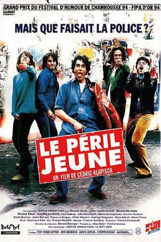 Le Peril jeune movie poster