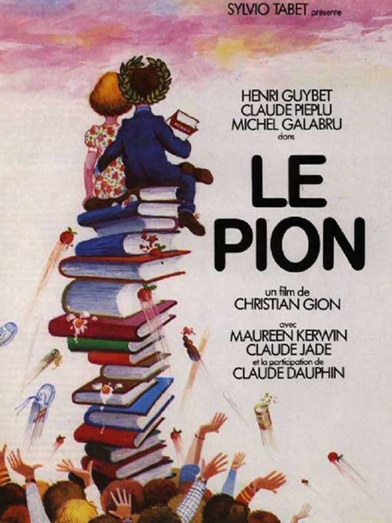 Le Pion movie poster